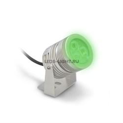 Светильник архитектурный светодиодный MS-SLS-20 АC220V (Зеленый)