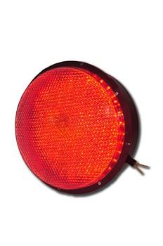Красный светодиодный модуль светофора 300 мм