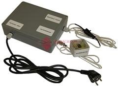 Блок управления табло АЗС с ИК пульта