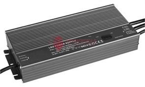 Блок питания 12В 480Вт IP65
