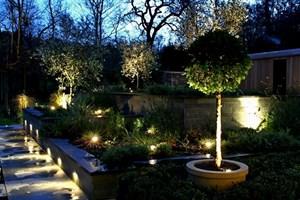 Садово парковые и грунтовые светильники