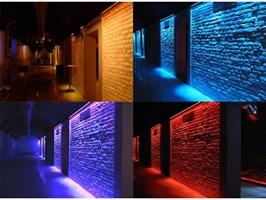 Линейные фасадные прожекторы