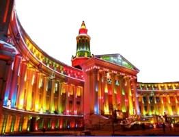 Архитектурные светодиодные светильники и прожекторы