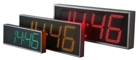Офисные электронные часы