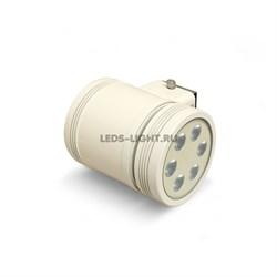 Светильник архитектурный светодиодный MS-6L 220V 15 Вт. односторонний, бежевый корпус
