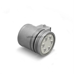 Светильник архитектурный светодиодный MS-6L 220V 15 Вт. односторонний, серый корпус