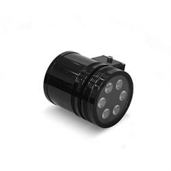 Светильник архитектурный светодиодный MS-6L 220V 15 Вт. односторонний, черный корпус
