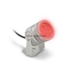 Светильник архитектурный светодиодный MS-SLS-20 АC220V (Красный)