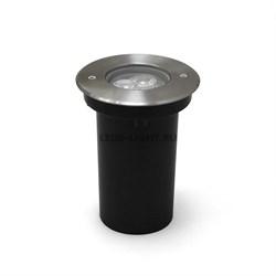 Грунтовый светодиодный светильник A2CD0318R DC24V 6W IP67 RGB (3 in 1)