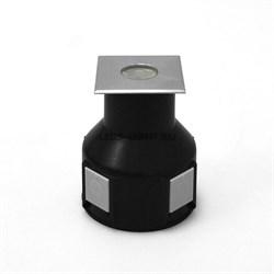 Грунтовый светодиодный светильник B2AS0106 DC24V 3.6W 30' IP67 RGB (3 in 1)