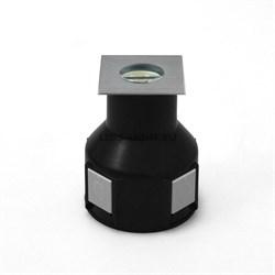 Грунтовый светодиодный светильник C2AS0106 DC24V 3.6W 45' IP67 RGB (3 in 1) (асимметричная линза)