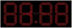 Табло цен АЗС 310 мм красные светодиоды