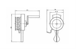 Механическая сирена СО-100