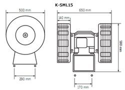 Схема сирены K-SML15