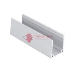 Алюминиевый канал LN-FX-CH-4СМ