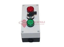 Блок управления светофором Т8 12В