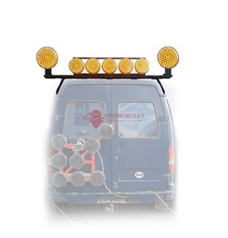 Дорожная система световой индикации - авто