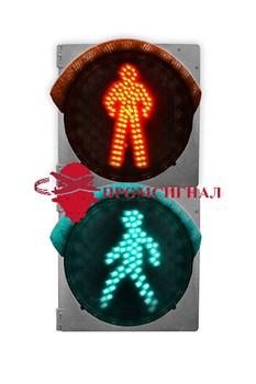 Светофор пешеходный П.1.1
