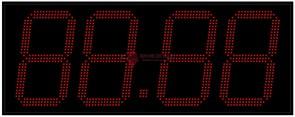 Табло цен АЗС 350 мм красные светодиоды