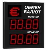 Универсальное табло валют