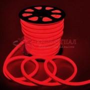 Гибкий неон LN(H)-FX-50M-220V-R красный